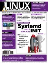 Linux Mag n°153 – Bye, bye «init», bonjour «systemd» !